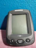 Humminbird 120  Fishin' Buddy  Fish Finder