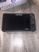 Lowrance Hds 9 Live! Pre-Owned In Great Shape