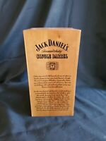 Jack Daniels Single Barrel Wooden Display Box -rare
