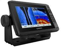 Garmin Echomap Plus 73sv with GT52HW-TM Transducer Combo with LakeVü Maps