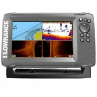 Lowrance HOOK2-7 TripleShot Transducer and US Inland Maps Fishfinder/gps