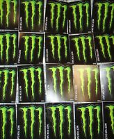 ~~20 MONSTER ENERGY DRINK DECAL STICKERS~(3.5 x 5