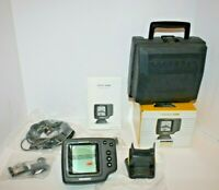 Humminbird Wide 128 Fish Finder in Box with Carrying Case!