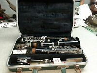 BUNDY RESONITE CLARINET by THE SELMER COMPANY - MADE IN USA