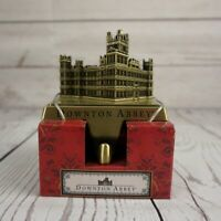 Downton Abbey Christmas Stocking Holder Metal Stand Ornament New ST208