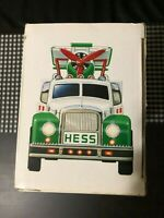 Hess Truck and Plane 2002