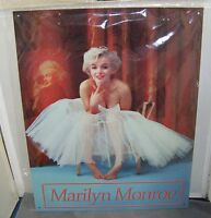 Marilyn Monroe Metal Sign White Gown Nice Marilyn Monroe Collectable Sign