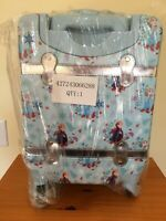 New Disney Store Frozen 2 Elsa and Anna Rolling Luggage 18