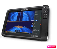 NEW Lowrance HDS Carbon 12 with 3n1 active imaging transducer
