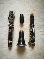 Boosey and Hawkes clarinet in A, series 2000