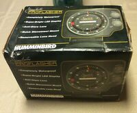 Jimmy Houston Humminbird ProFlasher Fishfinder - Fish Finder w/Transducer- New