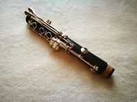 NEW Clarinet wooden lower joint for replacement