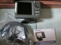 Lowrance Elite-5 TI Touchscreen Fishfinder / gps