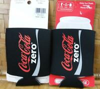 Coca Cola Zero Can Koozie Coke New ST208