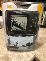 NEW Hummingbird 561 Sonar w Mount and Transducer Fish Finder In Package Fish On