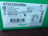New Schneider ATV312HU40N4 altivar 312