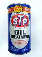 Vintage STP Oil Treatment Can Full Sealed