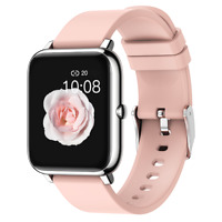 Touch Smart Watch Women Gifts Heart Rate Bracelet For iPhone Android Waterproof $28.51