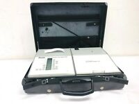Frye Electronics F30 FP30 Hearing Aid Analyzer in Samsonite Case for PARTS ONLY