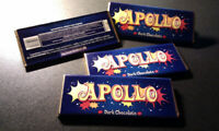 APOLLO CANDY BARS Lost tv show and Once upon a time $9.99