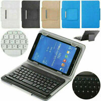 For Samsung Galaxy Tab A 10.1 SM T580 T585 Universal Keyboard Leather Case Cover $24.99