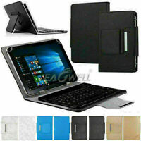 For T Mobile Alcatel A30 8 inch 9024W 2017 Tablet Universal Keyboard Folio Case $21.99