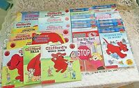 Lot 24 CLIFFORD The Big Red Dog Picture Books amp; Big Red Readers BRIDWELL $29.95