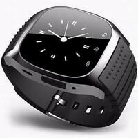Waterproof Bluetooth Phone Mate Smart Wrist Watch For Android iOS iPhone Samsung $12.24