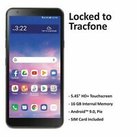Tracfone LG Journey 4G LTE Prepaid Cell Phone $19.99