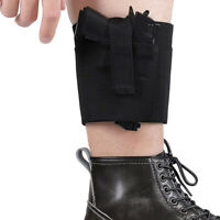 Concealed Carry Pistol Ankle Holster for Ruger Revolver LCP 380amp;LCP LC9 9MM