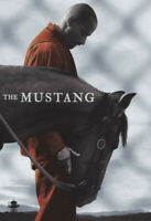 The Mustang New 2019 Universal DVD with slipcover. Bruce Dern Jason Mitchell. $12.75