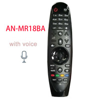Replacement Remote AN MR18BA FOR LG Magic TV With Voice 2018 AI ThinQ Smart TV $32.99