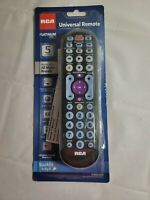 RCA 5 Device Universal Remote TV DVD Streaming Sound Bar Compatible $14.00