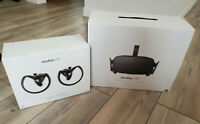 Oculus Rift Virtual Reality Headset and Oculus Touch Controllers $179.99