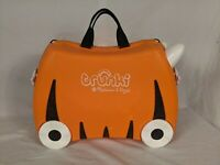Trunki by Melissa amp; Doug Ride on Rolling Kids Luggage Suitcase Tipu Tiger