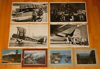 lot 8 United Air Lines ephemera Department of School and College Service