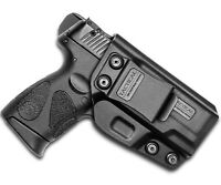Tactical Scorpion Concealed Carry IWB Inside Holster: Fits Glock 19 23 32 44