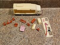 Vintage Retro Travel for You Motor Home RV Die Cast Camping Toy Accessories Y3