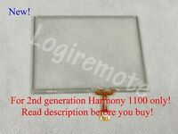 New LCD Touchscreen Digitizer for Logitech Harmony 1100 remote 2nd Generation $21.99