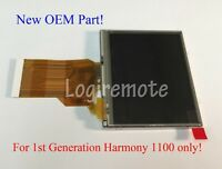 OEM Replacement LCD for Logitech Harmony 1100 remote 1st Generation only $69.99