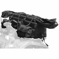 Black Widow ATV-FRBG-9010 Front ATV Cargo Rack Gear Bag and Rifle Case