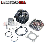 POLARIS PREDATOR SCRAMBLER SPORTSMAN 50 50CC CYLINDER REBUILD ENGINE TOP END KIT