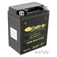 AGM Battery for Suzuki LT-F4WDx King Quad 300 1991-1998