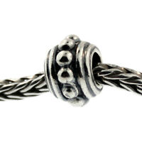 Authentic Trollbeads Sterling Silver 11306 Harmony :1 $24.00