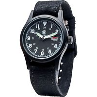 Smith & Wesson SWW-1464-BK Military Aviator Style Watch With 3 Watch Bands