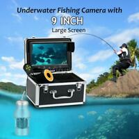 Lixada Underwater Video Fishing Camera Fish Finder with Free 8GB  9'' 30M K5S5