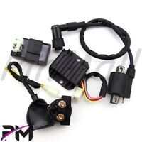 Ignition Coil CDI Regulator Rectifier Relay For 150cc 200cc 250cc Chinese ATV