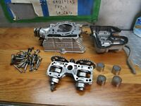 2000 CAM AM DS 650* BOMBARDIER ATV CYLINDER HEAD ASSEMBLY