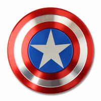 American Shield Captain Hand Spinner Finger Toy Focus Gyro Ships from USA