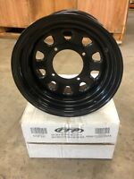 ATV/UTV Wheel 12in ITP Delta Steel Black 4/136